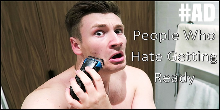 People Who Hate Getting Ready