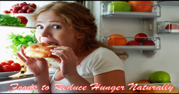 Reduce Hunger Naturally