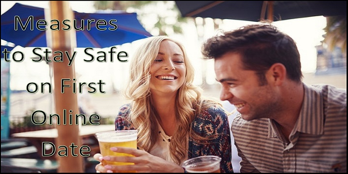 Stay Safe on First Online Date