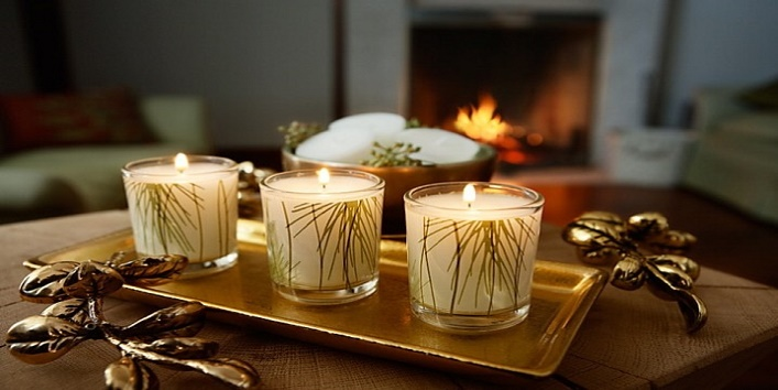 Ways to Decorate Home with Candles