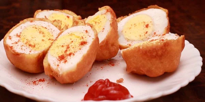 Egg Bonda Recipe