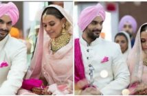 Neha Dhupia and Angad Bedi Just Got Married